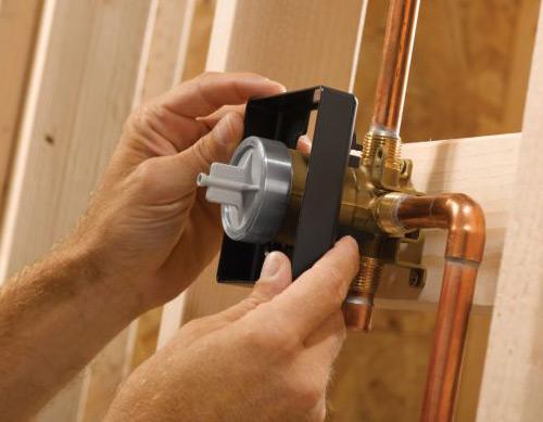 Shower Valve Replacement Leaking Shower Faucet Repair