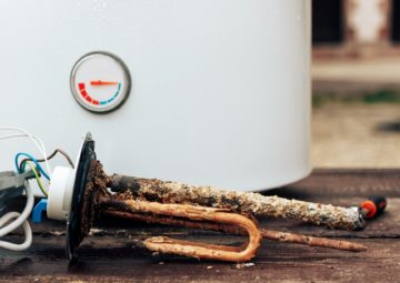 Should You Repair or Replace an Old Water Heater? 4 Factors to Consider